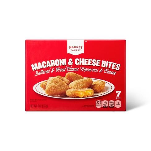 Frozen Macaroni & Cheese Bites - 8oz - Market Pantry™ - image 1 of 3
