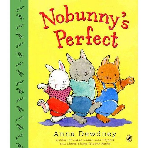 Nobunny's Perfect (Paperback) by Anna Dewdney - image 1 of 1