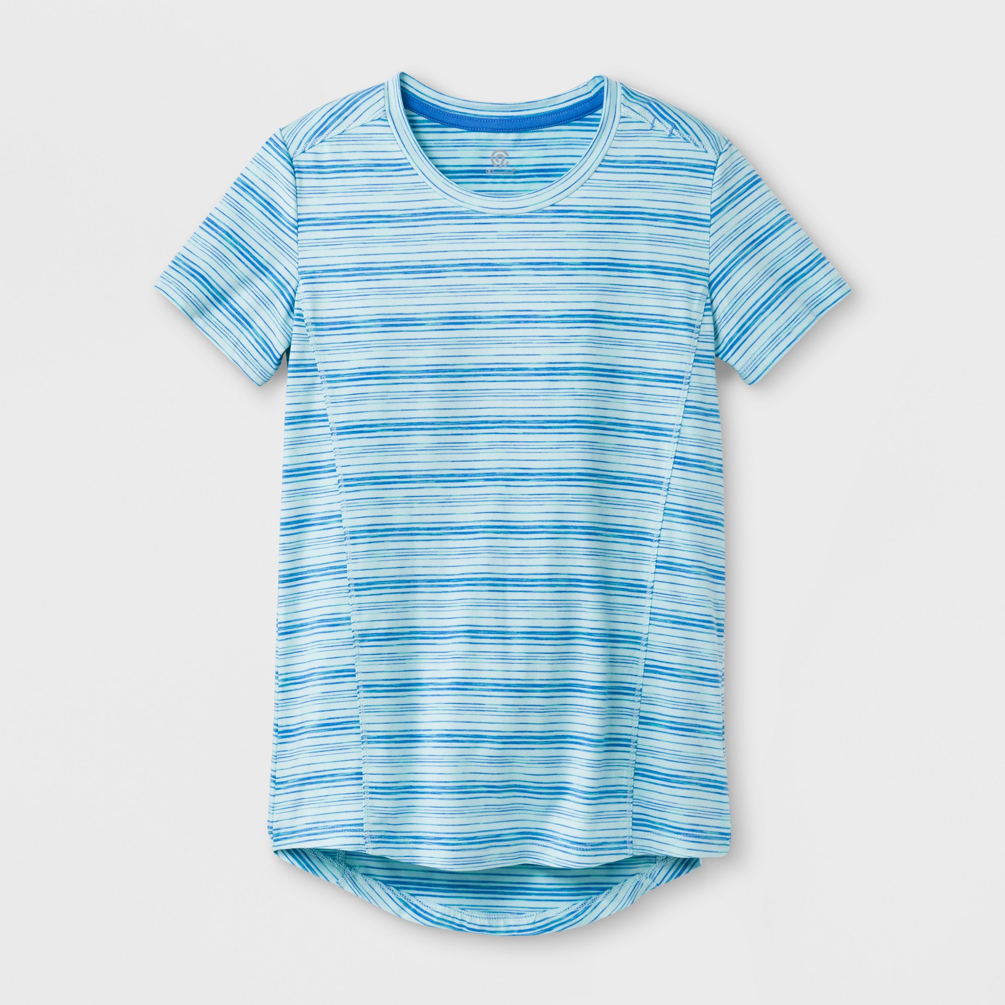 Girls' Super Soft Tech T-Shirt - C9 Champion Blue XS