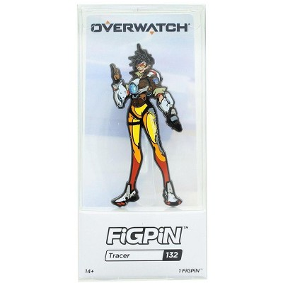 CMD Collectibles/FiGPiNs Overwatch 3-Inch Collectible Enamel FiGPiN Wave 1 - Tracer