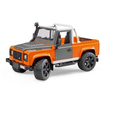 Bruder Toys Land Rover Defender Convertible Pick Up