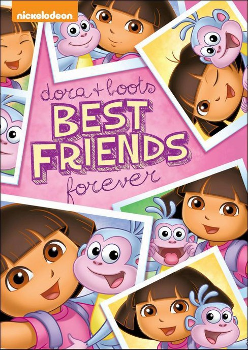 Dora The Explorer:Dora And Boots Best (DVD) - image 1 of 1
