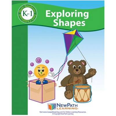 Newpath Learning Exploring Shapes Student Activity Guide, Grades K to 1