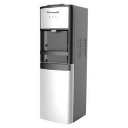 """Honeywell 41"""" Commercial Grade Freestanding Bottom Loading Water Cooler Dispenser - Silver HWBL1033S"""