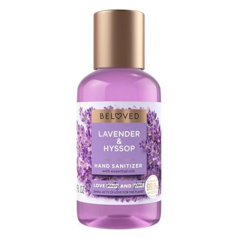 Beloved Lavender & Hyssop Hand Sanitizer - 2 fl oz - image 1 of 4