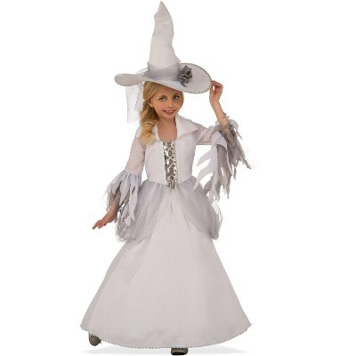 Rubies White Witch Child Costume