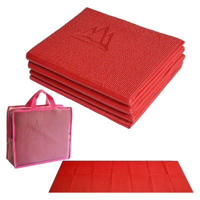 Khataland Ultra Thick Folding Yoga Mat XL - (6mm)