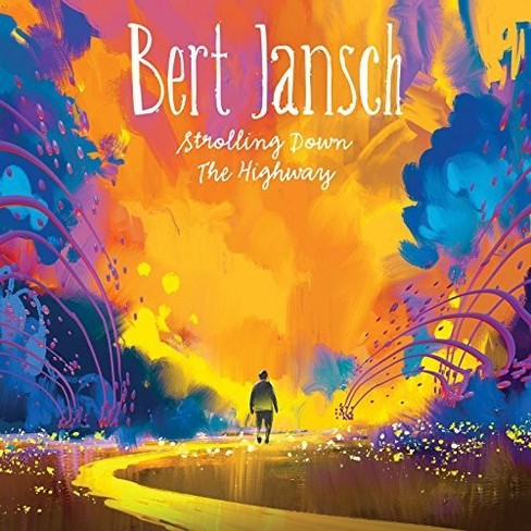 Bert Jansch - Strolling Down The Highway (CD) - image 1 of 1