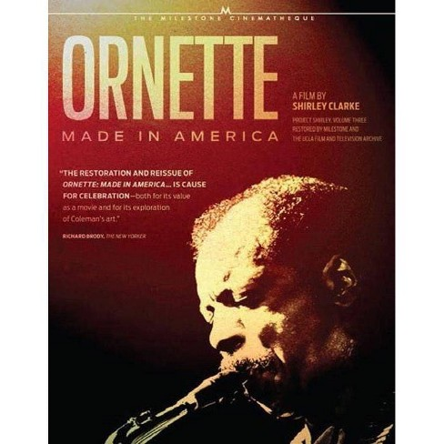 Ornette: Made in America (Blu-ray) - image 1 of 1