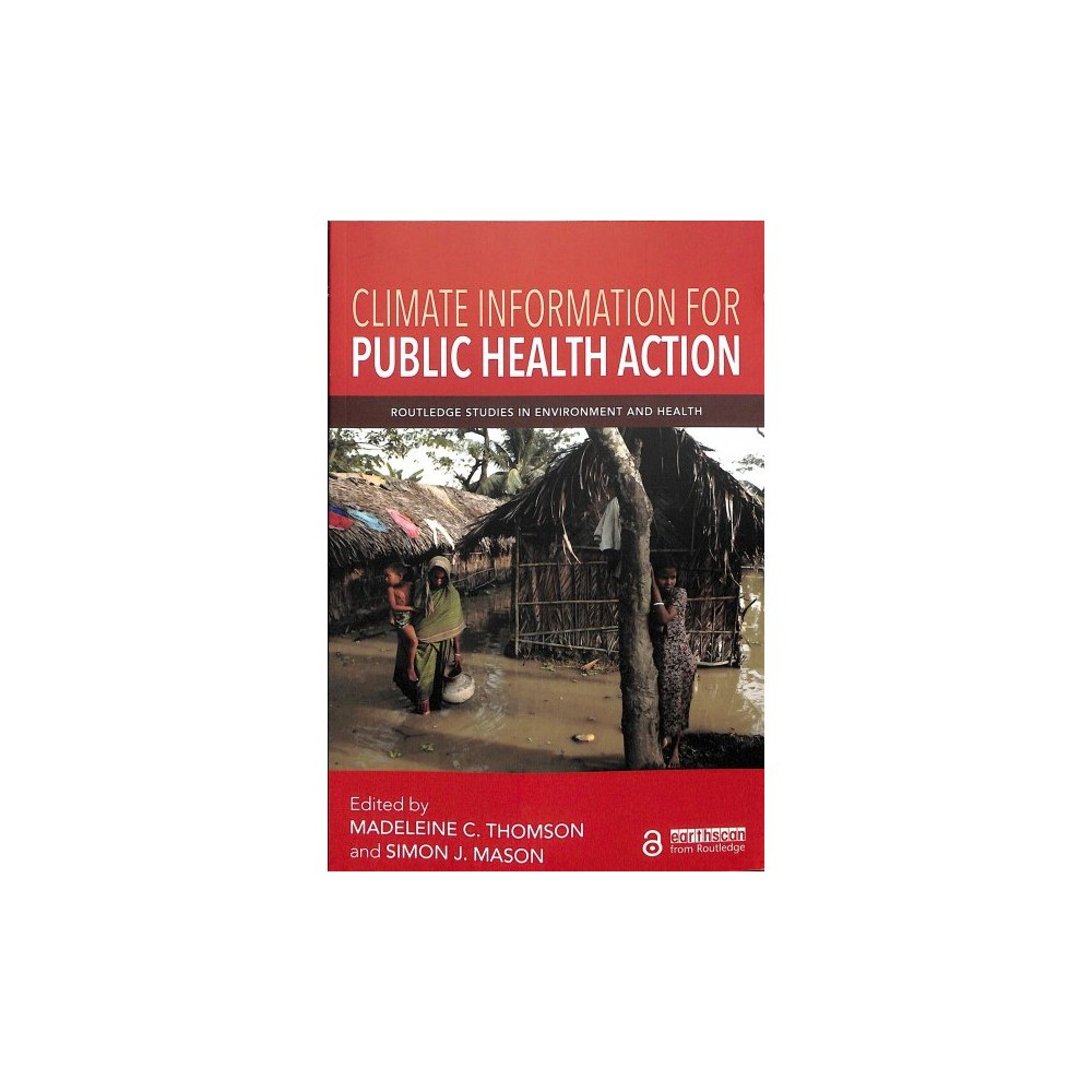 Climate Information for Public Health Action - 1 (Paperback)
