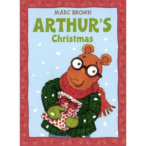 Arthurs Christmas.Arthur S Christmas Arthur Adventures Pb By Marc Brown Hardcover
