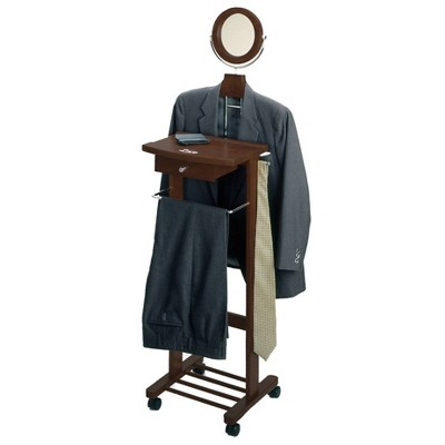 Valet Stand Walnut - Winsome