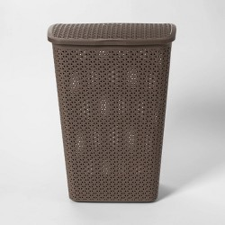 Y-Weave Laundry Hamper River Birch - Room Essentials™