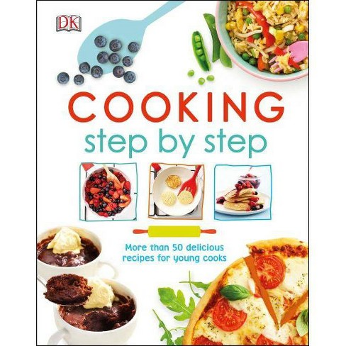 Cooking Step by Step - (Hardcover) - image 1 of 1