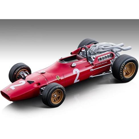 "Ferrari 312F1-67 #2 Chris Amon Fordmula One F1 Italian GP (1967) ""Mythos Series"" Limited Edition to 115 pieces Worldwide 1/18 Model Car by Tecnomodel - image 1 of 3"