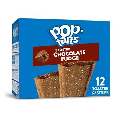 Kellogg's  Kellogg's Pop-Tarts Frosted Chocolate Fudge Pastries - 12ct/20.31oz