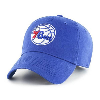 NBA Philadelphia 76ers Men's Clean Up Hat