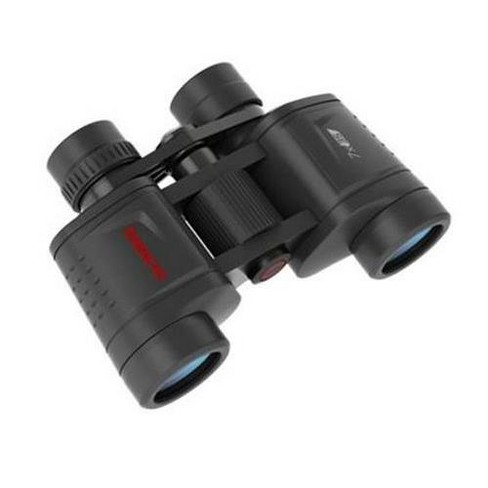 Tasco 7x35 Essentials Series Weather Resistant Porro Prism Binocular with 8.9 Degree Angle of View, Black - image 1 of 1