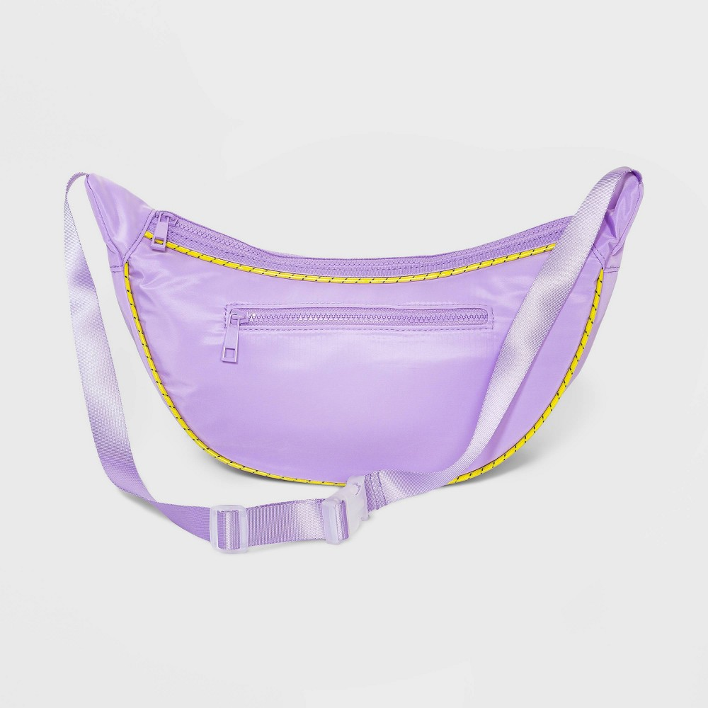 Vintage Handbags, Purses, Bags *New* Straw Hobo Handbag - Wild Fable Purple $20.00 AT vintagedancer.com