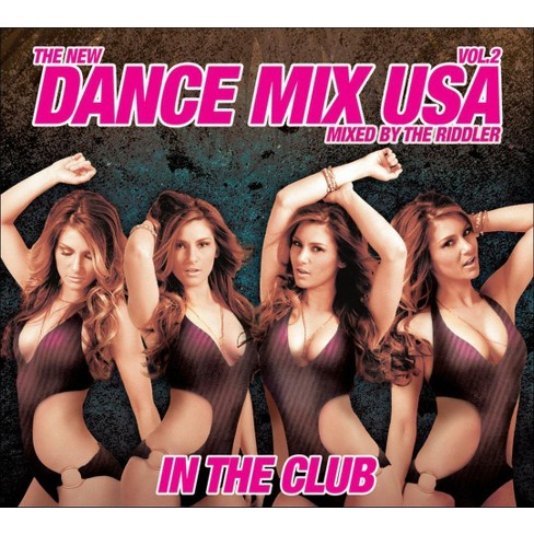 Riddler - Dance Mix Usa: In The Club Vol  2 (CD)