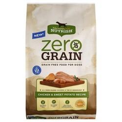 Rachael Ray Nutrish Zero Grain Natural Chicken & Sweet Potato Recipe Dry Dog Food
