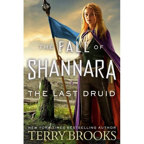 The Last Druid - (Fall of Shannara) by  Terry Brooks (Hardcover) - image 1 of 1