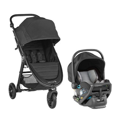 Baby Jogger City Mini GT2 Travel System with City Go 2 Infant Car Seat