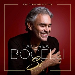 Andrea Bocelli - Si Forever The Diamond Edition (CD)