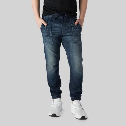 698b17a3d DENIZEN® From Levi's® Boys' Utility Jogger Pants - Blue : Target