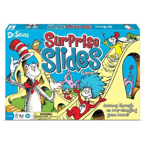 Dr. Seuss Surprise Slides Game - image 1 of 2