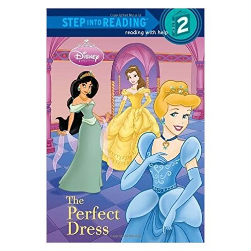 The Perfect Dress ( Step into Reading, Step 2) (Paperback) by Melissa Lagonegro - image 1 of 1