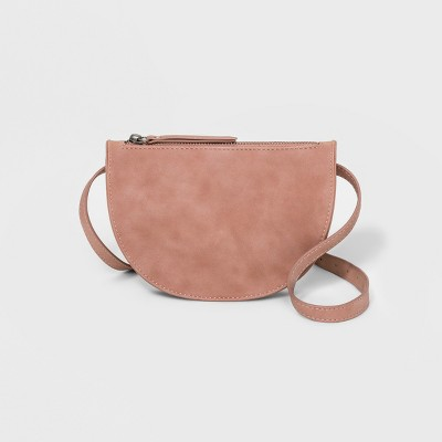 view Women's Half Moon Fanny Pack - Universal Thread on target.com. Opens in a new tab.