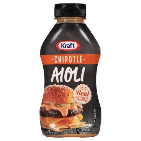 Kraft Chipotle Aioli 12oz Target