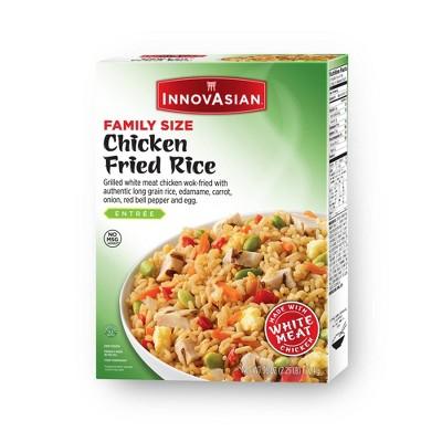 InnovAsian Cuisine Frozen Chicken Fried Rice - 36oz