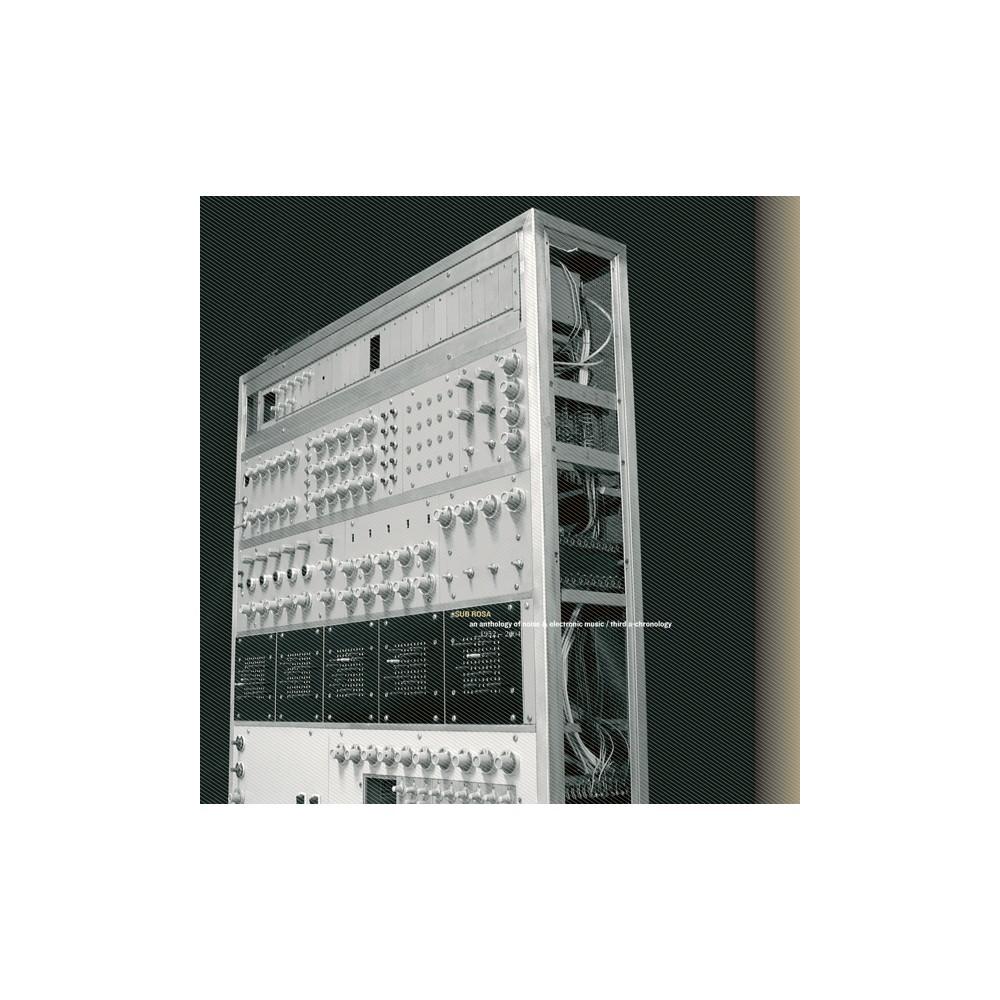 Various - Anthology Of Noise & Electronic Mu V3 (Vinyl)