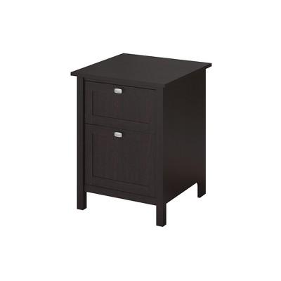 Gentil Bush Furniture Broadview 2 Drawer File Cabinet