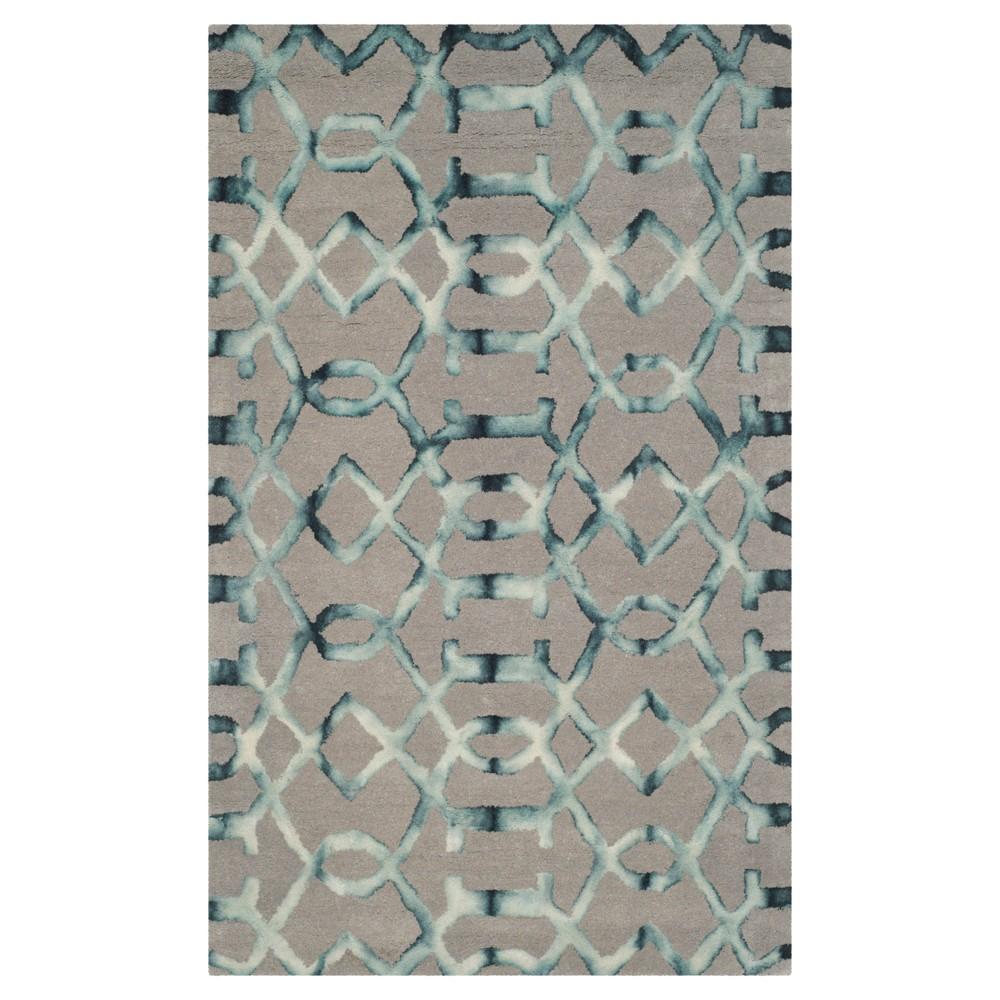 Estcott Area Rug - Gray/Charcoal (Gray/Grey) (3'x5') - Safavieh