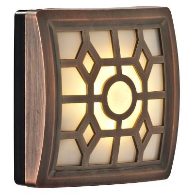 LED Light It! Soft-Glow Sensor LED Light - Bronze