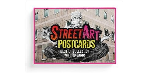 Streetart Postcards : Best of Collection With 30 Cards -  (Stationery) - image 1 of 1