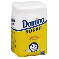 Domino Premium Pure Cane Granulated Sugar 4 lb