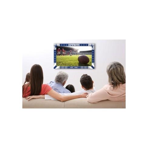 NFL Dallas Cowboys Big Game TV Frame - image 1 of 1