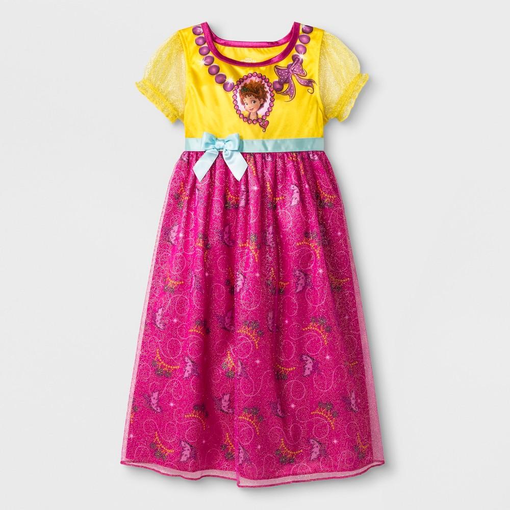 Toddler Girls' Fancy Nancy Nightgown - Yellow 4T