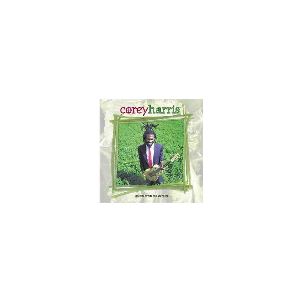 Corey Harris - Greens From Garden (CD)