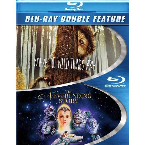 Where The Wild Things Are / The Neverending Story (Blu-ray) - image 1 of 1