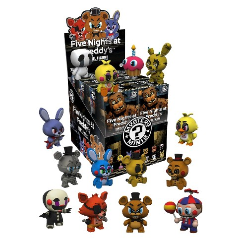 Five Nights at Freddy's Mystery Mini - image 1 of 1