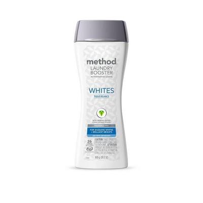 Method Laundry Detergent Booster - Whites - 28.2oz