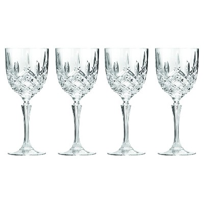 Marquis by Waterford Markham Crystal Wine Glass 12oz - Set of 4
