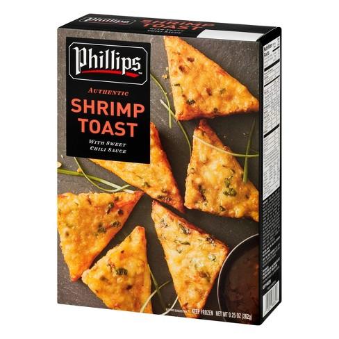 Phillips Shrimp Toast - 9.25oz - image 1 of 1