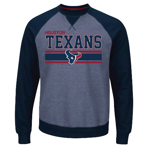 Houston Texans Men's Activewear Sweatshirt XXL - image 1 of 1