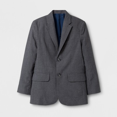 Boys' Suit Jacket - Cat & Jack™ Gray